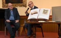 dr. Renato Podbersič in dr. Luka Vidmar (foto Joško Kogoj)