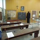 Šola v času Avstro-Ogrske (Slovenski šolski muzej)