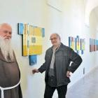 p. Niko Žvokelj in Klavdij Tutta