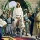 Slovesen vhod v Jeruzalem