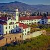 Frančiškanski samostan Kostanjevica v Novi Gorici